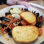 Wonderful mussels