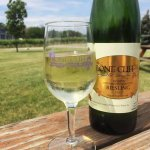 Dry Reserve Riesling on a hot Summer day?  Yum!