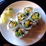 jalapeno popcorn shrimp roll