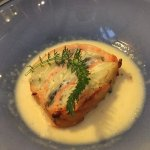 entree gratin de saumon