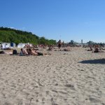 Pirita Beach, Pirita, Tallinn, Estonia