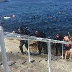 Diving Catalina Foto