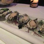 Oysters, Bistro Napa, Atlantis, Reno, Nevada