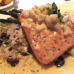 Salmon, Bistro Napa, Atlantis, Reno, Nevada