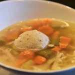 Chicken Noodle Soup (with or without Matzoh ball) - made fresh daily