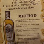 The hot toddy recipe