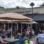 Located within Potomac Woods Plaza (Fortune Terrace) in Potomac Maryland.  Outdoor seating.