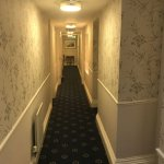 I think even Fawlty Towers has wider hallways.