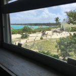View from Musha Cay shower