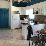Musha Cay kitchen