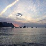 Hippy sunset at Benirras beach