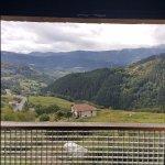 Impresionantes vistas desde la habitación(suite 10)