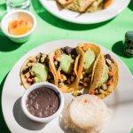Veggie Tacos by Brittany Lauren