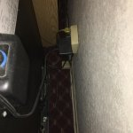 Overloaded outlets- room 214 Days Inn Opryland