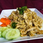 Raum Mit Fried Rice