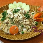 Trigger Fish Fried Rice