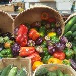 veggies!