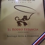 Foto de El Rodeo Steak House