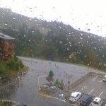 La pluie a son charme