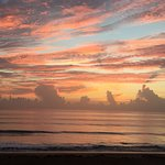 Another great weekend and another beautiful sunrise at Vistana Beach Club.