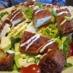 Applebee's in Hillsborough - Crispy Chicken Salad