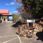 Cambewarra Mountain Lookout Entrance