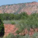 Bilde fra Palo Duro Canyon State Park