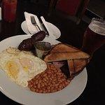 Nice Pub, good atmosphere great Irish breakfast