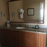 Room 128 King Suite with jacuzzi tub and ocean view