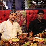 El Verdadero sabor de la India: Nuestros Chef
