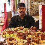 El Verdadero sabor de la India: Nuestro Chef