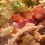 Mackinac Island Village Inn Whitefish sandwich to die for!