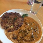 Paprika Schnitzel, $16.50, too much gravy