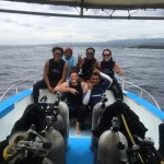 The Big Fish Diving Team