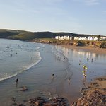 Foto de Polzeath Beach
