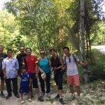 la randonnée à Ha Giang