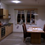 Apartmentwohnung Fred - Die Küche