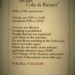 Photo de Relais Cola di Rienzo