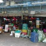 Photo of Khlong Toei Market
