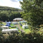 Foto de Watermouth Cove Holiday Park