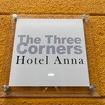 Foto The Three Corners Hotel Anna