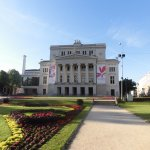 Latvian National Opera Foto