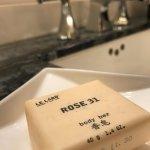 Soap, looks like butter. :)