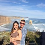 The 12 Apostles on our private tour to the Great Ocean Road!