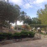 Jardines y zona común del hotel