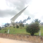 Foto de Pantano de Vargas  Monumento a los 14 lanceros