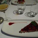 Brasserie de la Paix - Tarte sablée aux fruits rouges