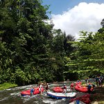 Photo of Telaga Waja River Rafting