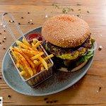 Tewa's Veggie Burger