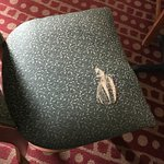torn chair cover